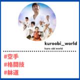 """Tiktoker""""ティックトッカー""""まとめ【kuro-obi world/空手】"""