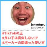 """Tiktoker""""ティックトッカー""""まとめ【Junyaじゅんや/体当たり芸】"""